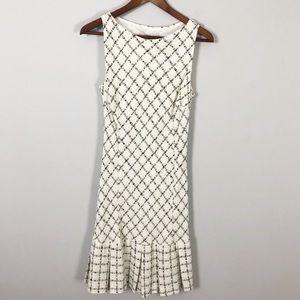 Zara Dresses - Zara Tweed sleeveless midi Dress